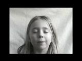 Как растут девочки От рождения до 12 лет за 2,5 мин