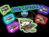 Открытие капсул c Автографами Virtus.Pro ESL One Cologne 2015