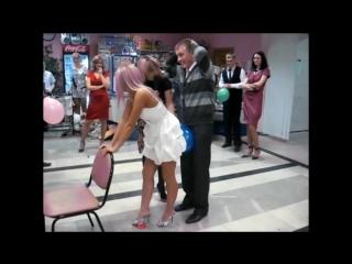 самая опытная пара, конкурс на свадьбе [Юмор Приколы Смешные видео и Анекдоты на