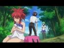 Ichiban Ushiro no Daimaou Князь тьмы с задней парты - 2 серия