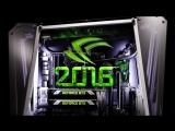 Вітання з Новим Роком від NVIDIA