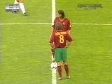 Португалия - Англия (ЕВРО 2000 - обзор матча).
