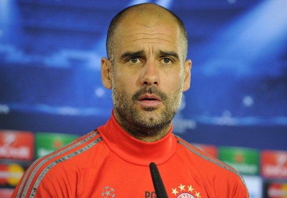 """Хосеп Гвардиола: """"Шальке"""" играл в пять защитников, но мы победили"""