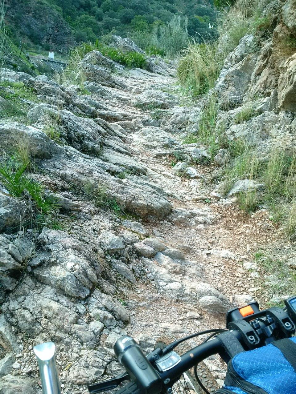 Андалусия. 7 дней в обнимку с велосипедом. (ноябрь 2015)