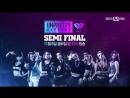 [VIDEO] 151106 EP.9 @ Unpretty Rapstar 2 полуфинал Hyolyn vs Heize & Chanyeol