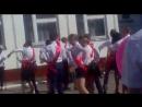 Танец 11 класса на выпускной 2014 в школе №8 г.Мценске