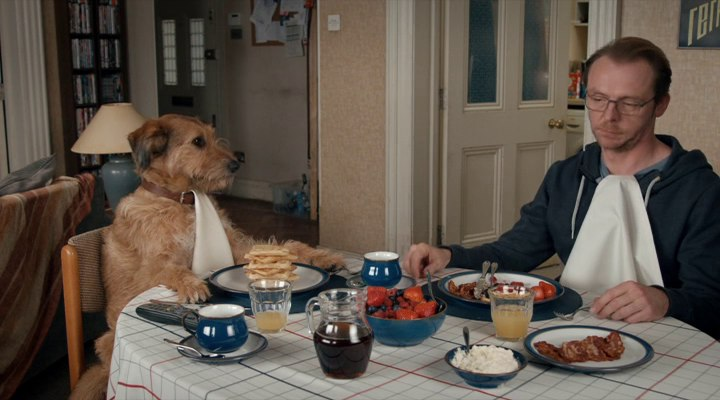 Всё могу / Absolutely Anything (2015) DVDRip скачать торрент с rutor org