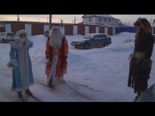 Новогодний клип В лесу родилась Ёлочка_ППФ