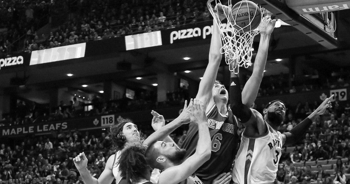 Рождение новой звезды НБА 2016