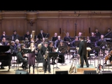 Vartan Tonoian Waltz for Natasha - Лео Гангельман (саксофон) дирижер- Артур Арнольд Saskia Laroo (Netherlands) trumpet
