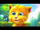 Прикол - смешной и прикольный котенок, забавный котик, кот, кошка - Мультик для детей