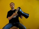 Darbuka Lesson 1 position strokes B