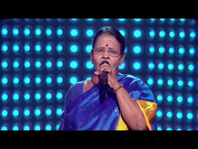 Голос Индии Бабушка обманула жури