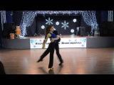 ХАСТЛ  Открытый Кубок Новосибирска 2015   DnD RS-M-S, Final, slow, танец 2