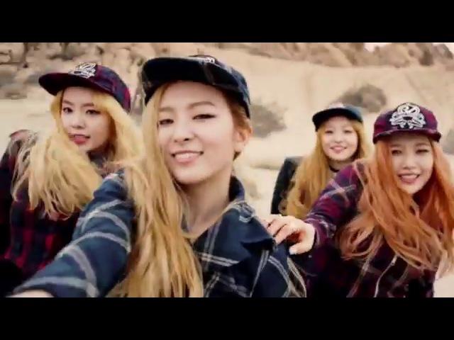 Four B - Восемь дочерей (Orange Caramel, Red Velvet)