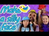 Make A Silly Face - Kids Song Kids music video