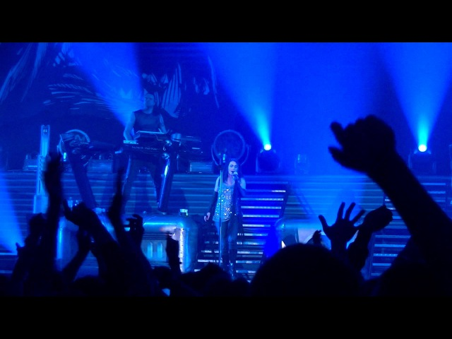 Within Temptation - Shot In the Dark /live/ @ Torwar, Warszawa, 9.03.2014