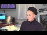 Рената Литвинова в монтажной