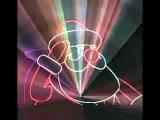 Новогоднее лазерное шоу !