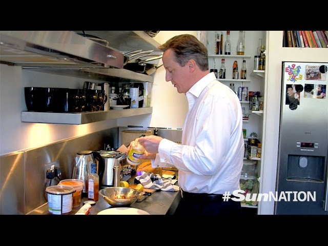 A Day in the Life of David Cameron