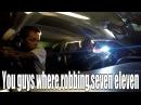 TwinzTV - SKI MASK PRANK (Stopped by Cops)