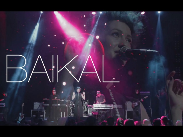 Race To space - 'Baikal' (Live @ Izvestia Hall 01.10.2014)