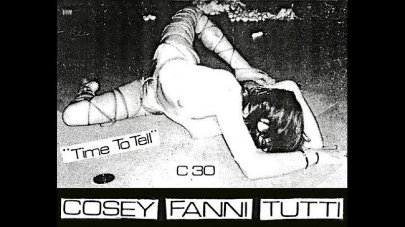 Cosey Fanni Tutti – Time To Tell