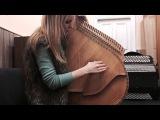 Clubbed to Death - Matrix soundtrack (Rob Dougan) Ukrainian folk instrument BANDURA