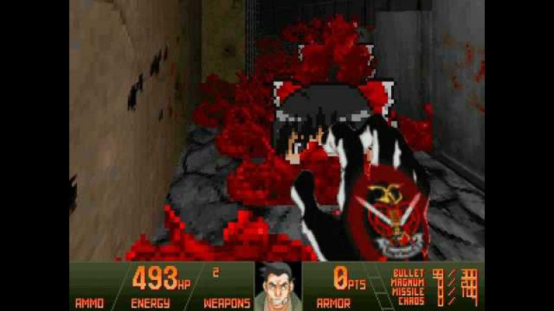 Yukkuri Doom Hack Part II: TAKE IT EASIER