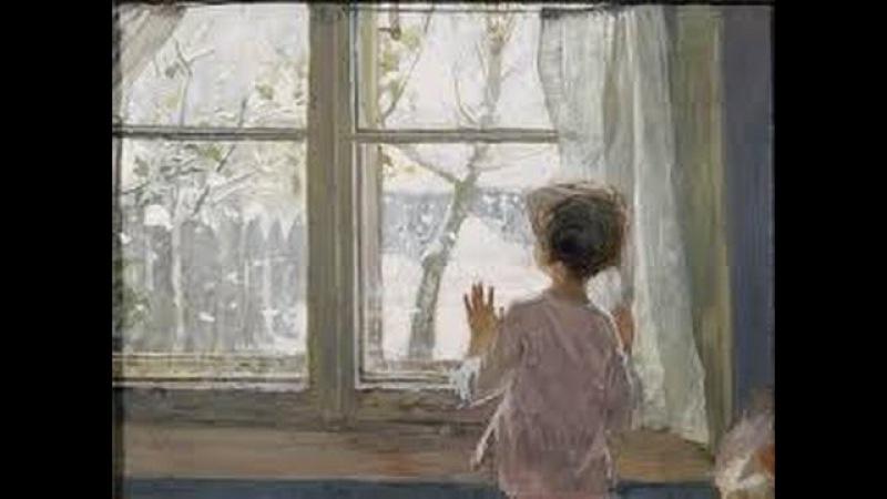 А зима будет большая!...Визбор: Юрий, Варвара,Ульяна.