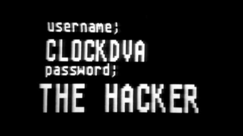 Clock DVA - The Hacker (HQ)