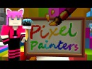 Minecraft |Minigame|- Pixel Painters
