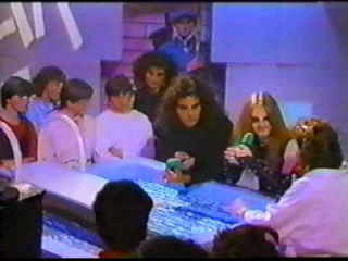 Celtic Frost Into The Crypts Of Rays Swiss Tv 1985