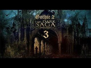 Готика II: Темная сага - Бойцы арены, еда для Артуса и знакомство с Джулиано