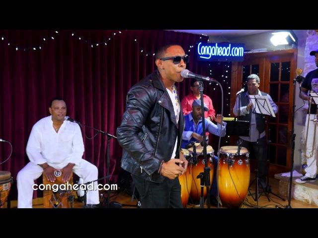 Kambalache Negro Feat. Gerardo Contino perform Rumberos Latinoamericanos