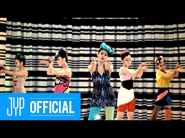 Wonder Girls 2 Different Tears (Chn. Ver) M/V