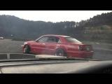 ピンクマジェスタ VIPドリフト ターボエンジン&6速マニュアル載&#123