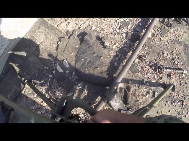 Штурм Донецкого аэропорта: Один день в отрядах Гиви, Моторолы и Абхаза.