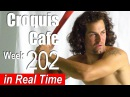 Croquis Cafe: Figure Drawing Resource No. 202