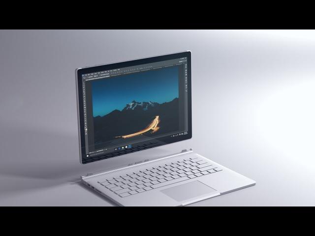 Microsoft в червні представить Surface Book 2 конкурента MacBook Pro з дисплеєм 4K і роз'ємом USB C