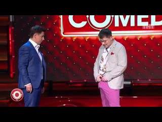 Comedy Club New - 29.05.2015 - Гарик Харламов и Тимур Батрутдинов - Стрип-клуб