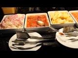 Завтрак в Доминикане, или что есть в отеле Риу Палац Баваро Rio Bavaro
