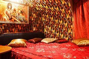 Сауна Орли, спальня