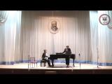 02_Конц. класс (П. И. Чайковский - Ариозо Кумы из оперы