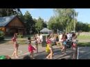 Индийский танец. наши девочки 5 шаттл. Лагерь Ракета 2015 2 сезон