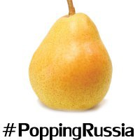 Логотип Popping Russia