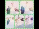 ❄❄❄столько счастья можно слепить из снега ☺