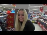 Lucy-Cat - секс в супермаркете