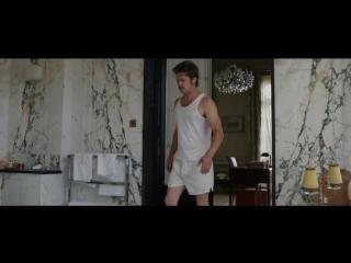 Семейство Джоли-Питт на съемках фильма «Лазурный берег» (русские субтитры)
