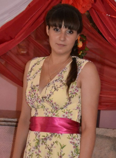 Марина Зиборева (Жежер)